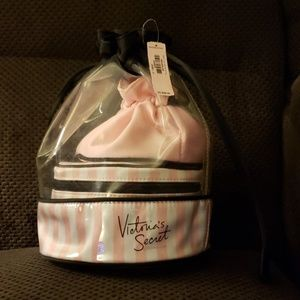 Victoria's Secret 3 Piece Travel Lingerie Bags